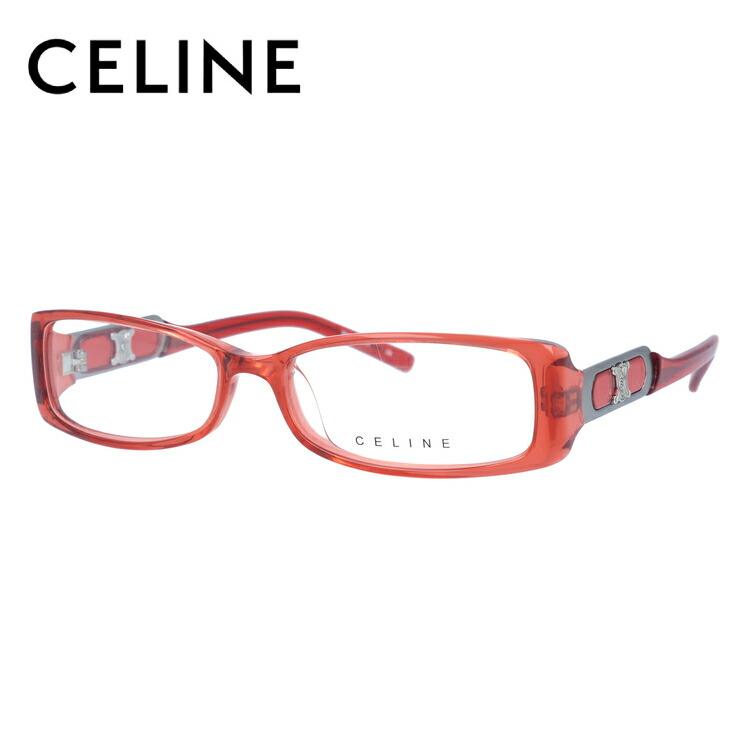 セリーヌ メガネ フレーム CELINE 伊達 眼鏡 VC1711M 54 097C レディース ブランドメガネ ダテメガネ ファッションメガネ 伊達レンズ無料(度なし・UVカット)