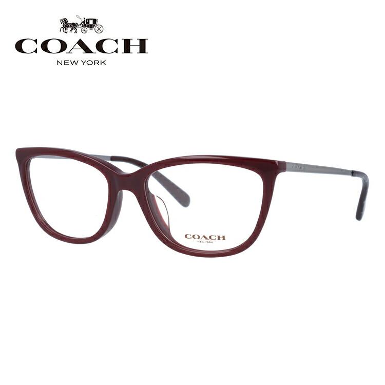 コーチ メガネフレーム 2018年新作 アジアンフィット COACH HC6124F 5509 53サイズ 国内正規品 フォックス ユニセックス メンズ レディース