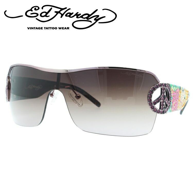 エドハーディー サングラス EdHardy ピン アップ2 PIN UP2 LAVENDER メンズ レディース UVカット メガネ ブランド