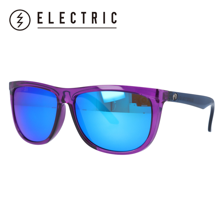 エレクトリック サングラス ELECTRIC TONETTE ROYAL BLUE/MELANIN GREY BLUE CHROME メンズ レディース UVカット メガネ ブランド