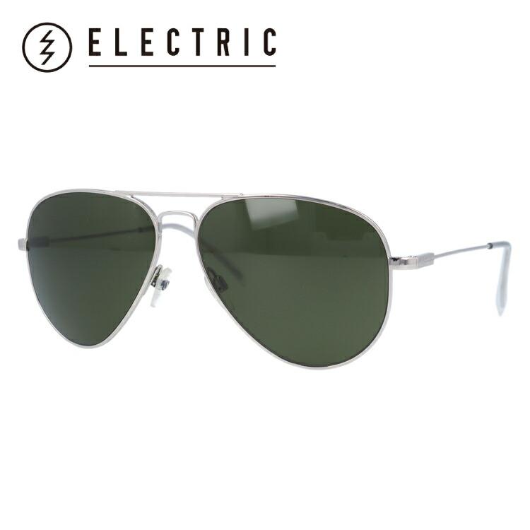 エレクトリック サングラス ELECTRIC AV1 LARGE PLATINUM/MELANIN GREY メンズ レディース UVカット メガネ ブランド