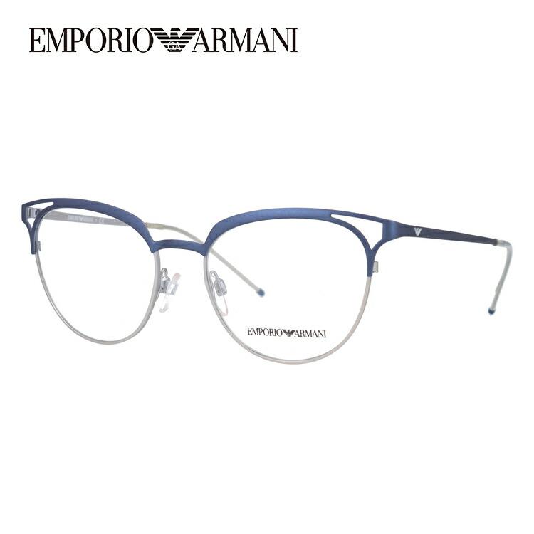 エンポリオアルマーニ メガネフレーム 伊達メガネ EMPORIO ARMANI EA1082 3250 52サイズ 国内正規品 ブロー ユニセックス メンズ レディース ギフト