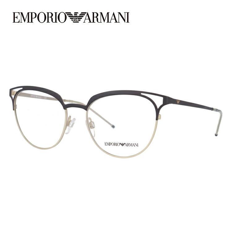 エンポリオアルマーニ メガネフレーム 伊達メガネ EMPORIO ARMANI EA1082 3251 52サイズ 国内正規品 ブロー ユニセックス メンズ レディース ギフト