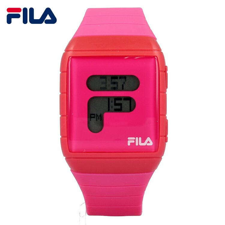 フィラ 腕時計 FILA FCD002-005 メンズ レディース