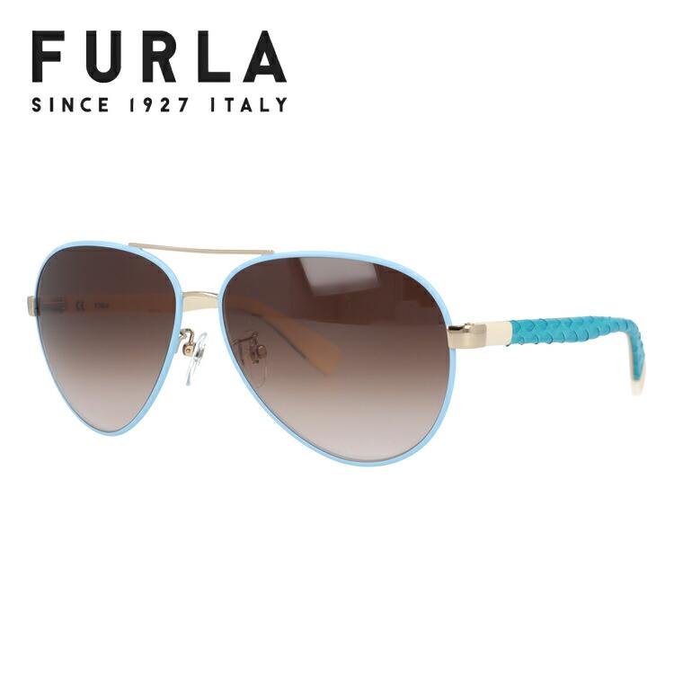 フルラ FURLA サングラス 国内正規品 SU4314 033M/693X 58 レディース 女性 ブランドサングラス メガネ UVカット カジュアル ファッション