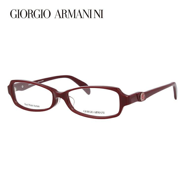 ジョルジオアルマーニ メガネ フレーム GIORGIO ARMANI 伊達 眼鏡 GA2043J C9A 53 メンズ レディース ブランドメガネ ダテメガネ ファッションメガネ 伊達レンズ無料(度なし・UVカット)