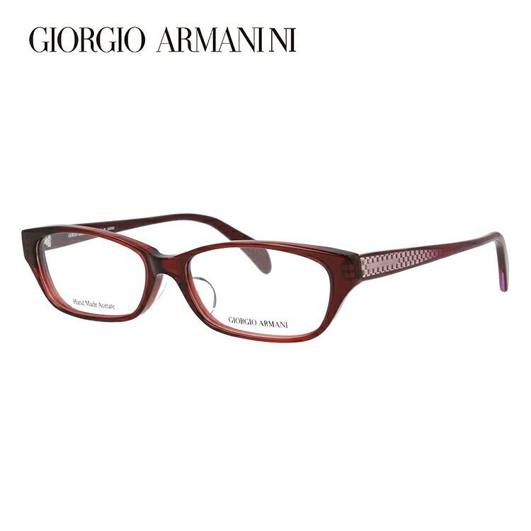 ジョルジオアルマーニ メガネ フレーム GIORGIO ARMANI 伊達 眼鏡 GA2045J 38A 52 メンズ レディース ブランドメガネ ダテメガネ ファッションメガネ 伊達レンズ無料(度なし・UVカット)