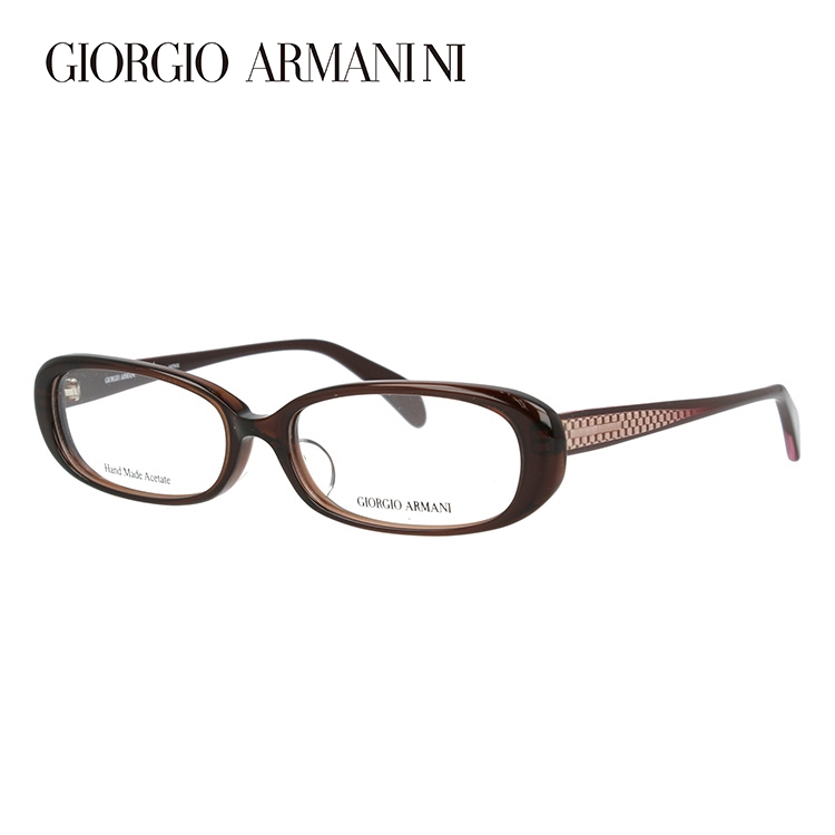 ジョルジオアルマーニ メガネ フレーム GIORGIO ARMANI 伊達 眼鏡 GA2046J C4J 52 メンズ レディース ブランドメガネ ダテメガネ ファッションメガネ 伊達レンズ無料(度なし・UVカット)