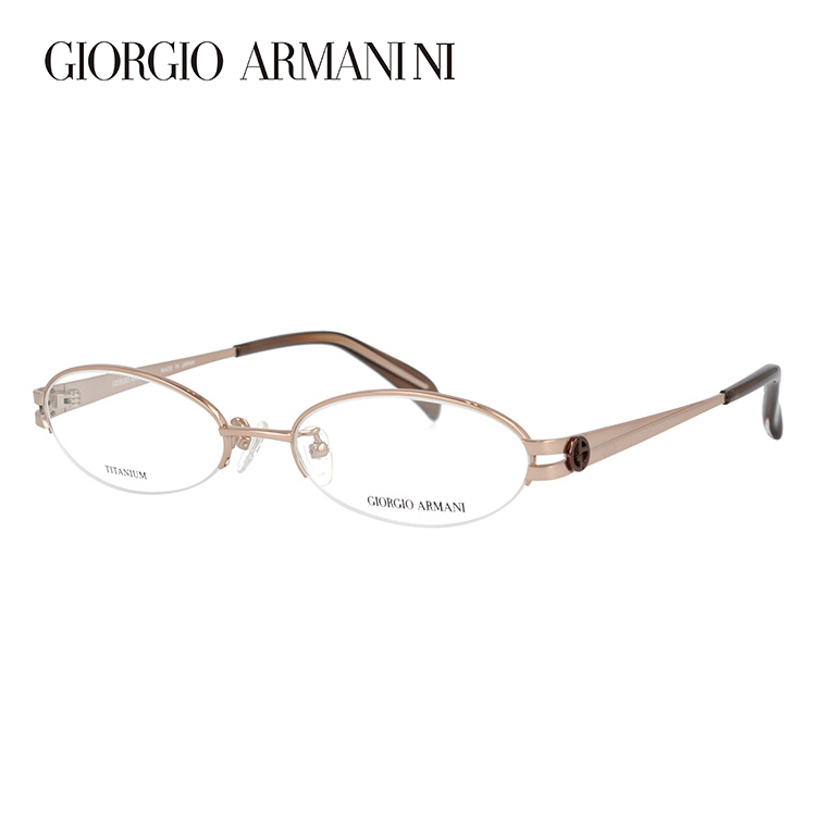 ジョルジオアルマーニ メガネ フレーム GIORGIO ARMANI 伊達 眼鏡 GA2673J C3E 51 メンズ レディース ブランドメガネ ダテメガネ ファッションメガネ 伊達レンズ無料(度なし・UVカット)
