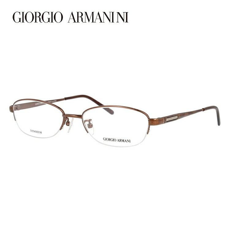 【マラソン期間ポイント20倍】ジョルジオアルマーニ メガネフレーム おしゃれ老眼鏡 PC眼鏡 スマホめがね 伊達メガネ リーディンググラス 眼精疲労 フレーム GIORGIO ARMANI 伊達 眼鏡 GA2696J 6E4 51 メンズ レディース ファッションメガネ