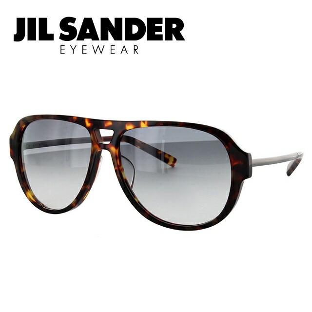 【マラソン期間ポイント10倍】JIL SANDER サングラス ジル・サンダー J3009-D 60サイズ レギュラーフィット メンズ レディース ギフト