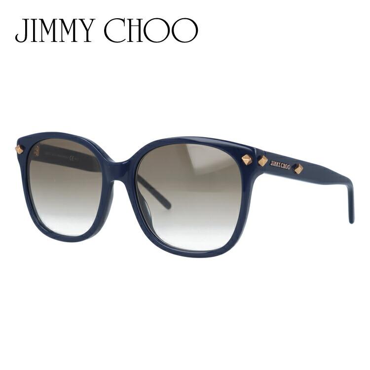 ジミーチュウ サングラス レギュラーフィット JIMMY CHOO DEMAS Z0A/XY 56サイズ 国内正規品 ウェリントン ユニセックス メンズ レディース