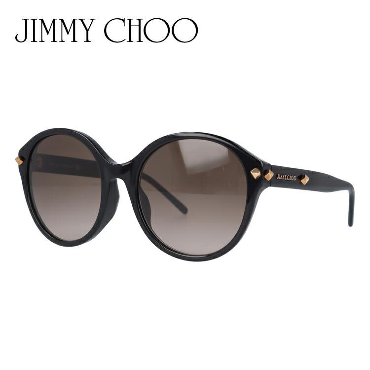 ジミーチュウ サングラス アジアンフィット JIMMY CHOO MORE/FS 807/J6 55サイズ 国内正規品 ボストン ユニセックス メンズ レディース