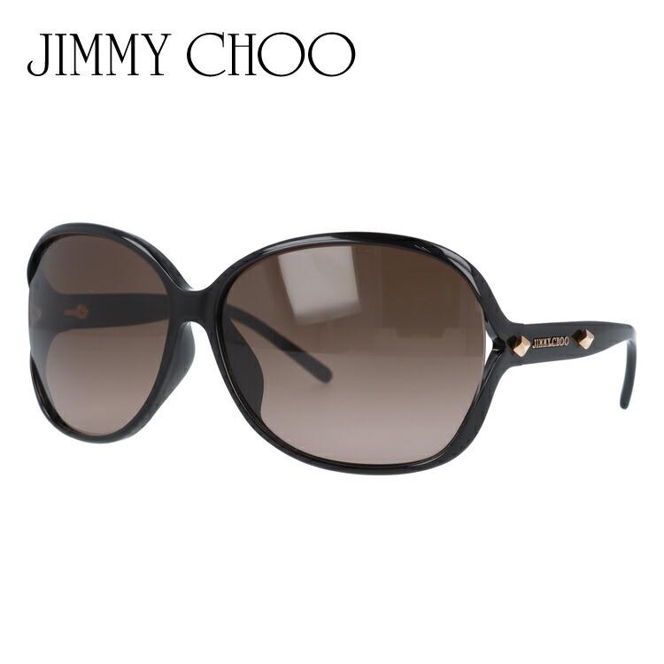 ジミーチュウ サングラス アジアンフィット JIMMY CHOO SOL/FS D28/J6 64サイズ 国内正規品 バタフライ ユニセックス メンズ レディース