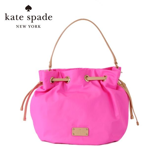 ケイトスペード バッグ kate spade レディースバッグ ハンドバッグ PXRU2584-690 SPORTY NYLON ピンク(PINK)