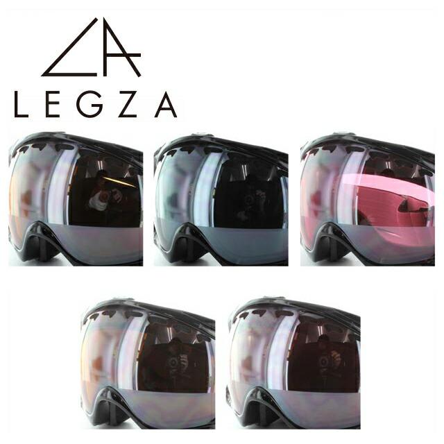 【マラソン期間ポイント5倍】オークリー ゴーグル CROWBAR(クローバー)専用レンズ 交換レンズ LEGZA製 レグザ S1 全5カラー ダブルレンズ アジアンフィット・レギュラーフィット対応 [全天候型] ギフト