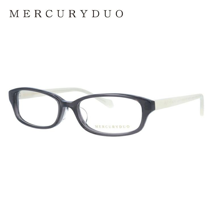マーキュリーデュオ メガネ MERCURYDUO 伊達 眼鏡 MDF8007-1 レディース ブランドメガネ ダテメガネ ファッションメガネ 伊達レンズ無料(度なし・UVカット)