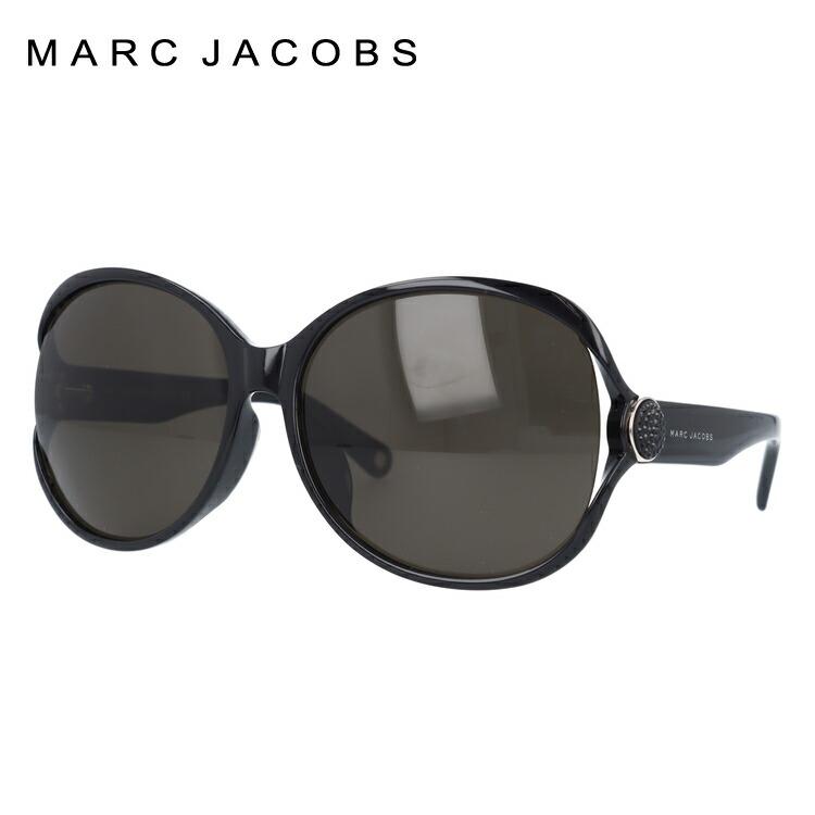 マークジェイコブス サングラス MARC JACOBS レディースサングラス アジアンフィット MARC 90/FS D28/NR 62サイズ 国内正規品 オーバル