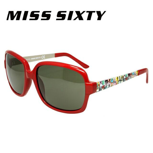 ミスシックスティ サングラス MISS SIXTY MX412S 66A レディース 女性 ブランドサングラス メガネ UVカット カジュアル ファッション 人気