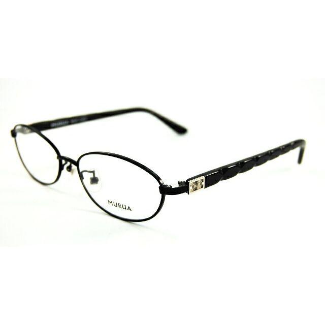 ムルーア メガネ フレーム MURUA 伊達 眼鏡 MUF1005 全3カラー レディース ブランドメガネ ダテメガネ ファッションメガネ 伊達レンズ無料(度なし・UVカット)