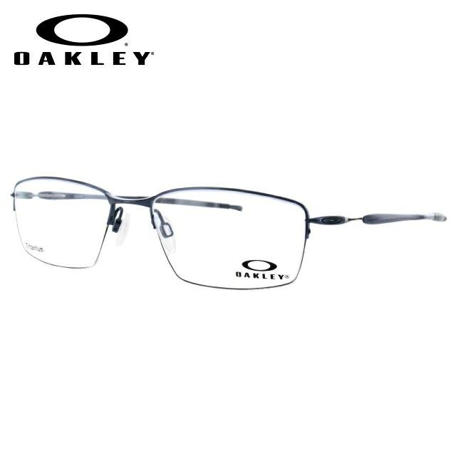 オークリー メガネ 国内正規品 OAKLEY 眼鏡 リザード OX5113-0456 56 ポリッシュドミッドナイト 調整可能ノーズパッド Lizard メンズ レディース スポーツ アイウェア