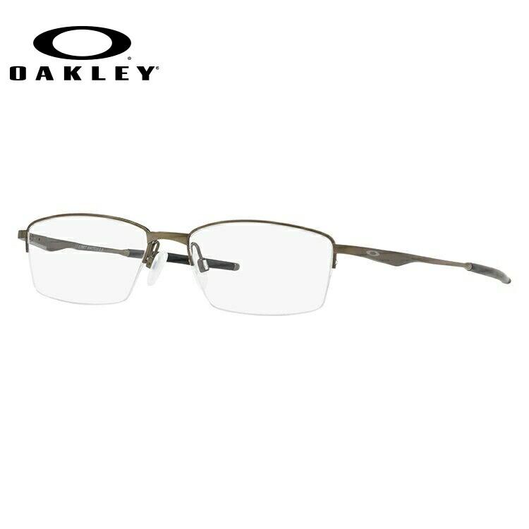 オークリー メガネ 国内正規品 OAKLEY 眼鏡 リミットスイッチ0.5 伊達メガネ OAKLEY LIMIT SWITCH 0.5 OX5119-0252 52サイズ スクエア ユニセックス メンズ レディース