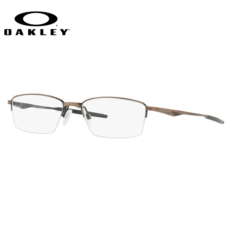 オークリー メガネフレーム おしゃれ老眼鏡 PC眼鏡 スマホめがね 伊達メガネ リーディンググラス 眼精疲労 OAKLEY 眼鏡 リミットスイッチ0.5 OAKLEY LIMIT SWITCH 0.5 OX5119-0352 52サイズ スクエア ユニセックス メンズ レディース 【国内正規品】
