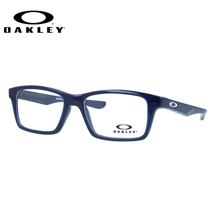 【ジュニア・ユース(子供用)】オークリー メガネ OAKLEY 眼鏡 シフターXS 伊達メガネ レギュラーフィット OAKLEY SHIFTER XS OY8001-0450 50サイズ スクエア【国内正規品】