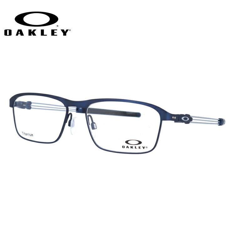 オークリー メガネ 国内正規品 OAKLEY 眼鏡 トラスロッド 伊達メガネ OAKLEY TRUSS ROD OX5124-0355 55サイズ スクエア ユニセックス メンズ レディース