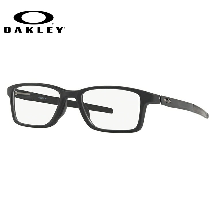 オークリー メガネ 国内正規品 OAKLEY 眼鏡 ゲージ7.1 伊達メガネ OAKLEY GAUGE 7.1 OX8112-0152 52サイズ スクエア ユニセックス メンズ レディース