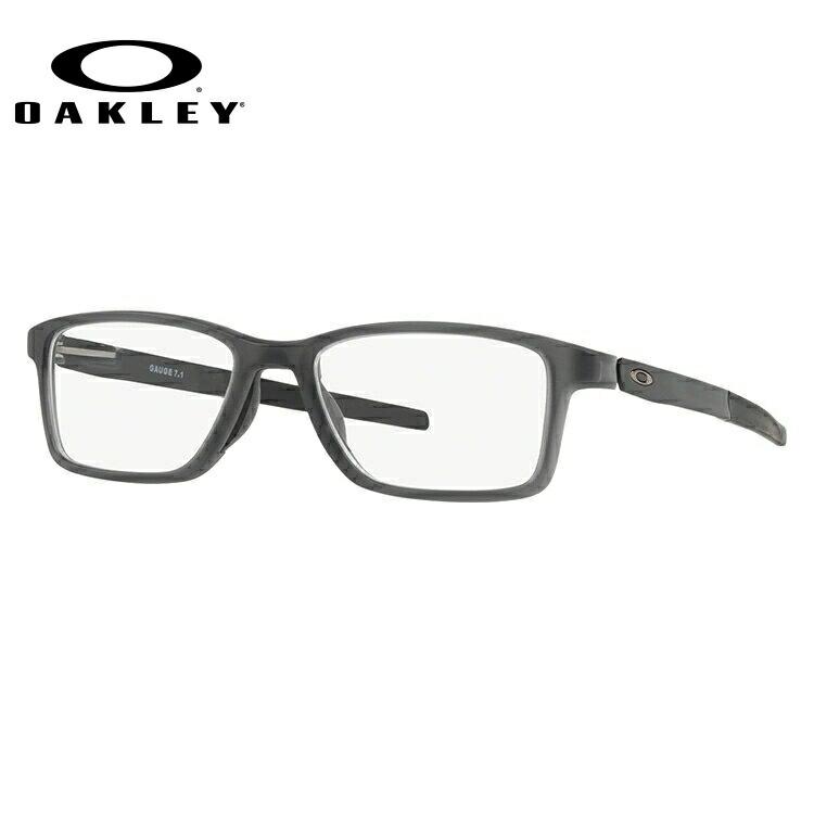 オークリー メガネ 国内正規品 OAKLEY 眼鏡 ゲージ7.1 伊達メガネ OAKLEY GAUGE 7.1 OX8112-0254 54サイズ スクエア ユニセックス メンズ レディース
