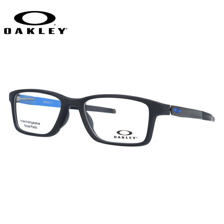オークリー メガネ 国内正規品 OAKLEY 眼鏡 ゲージ7.1 伊達メガネ OAKLEY GAUGE 7.1 OX8112-0452 52サイズ スクエア ユニセックス メンズ レディース