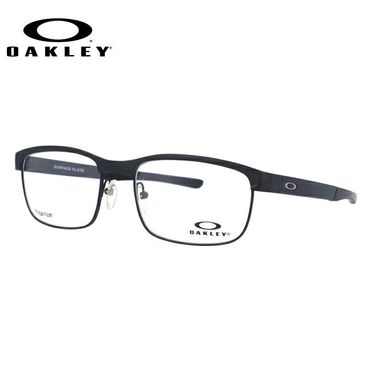 オークリー メガネ 国内正規品 OAKLEY 眼鏡 サーフェスプレート 伊達メガネ OAKLEY SURFACE PLATE OX5132-0154 54サイズ ブロー ユニセックス メンズ レディース