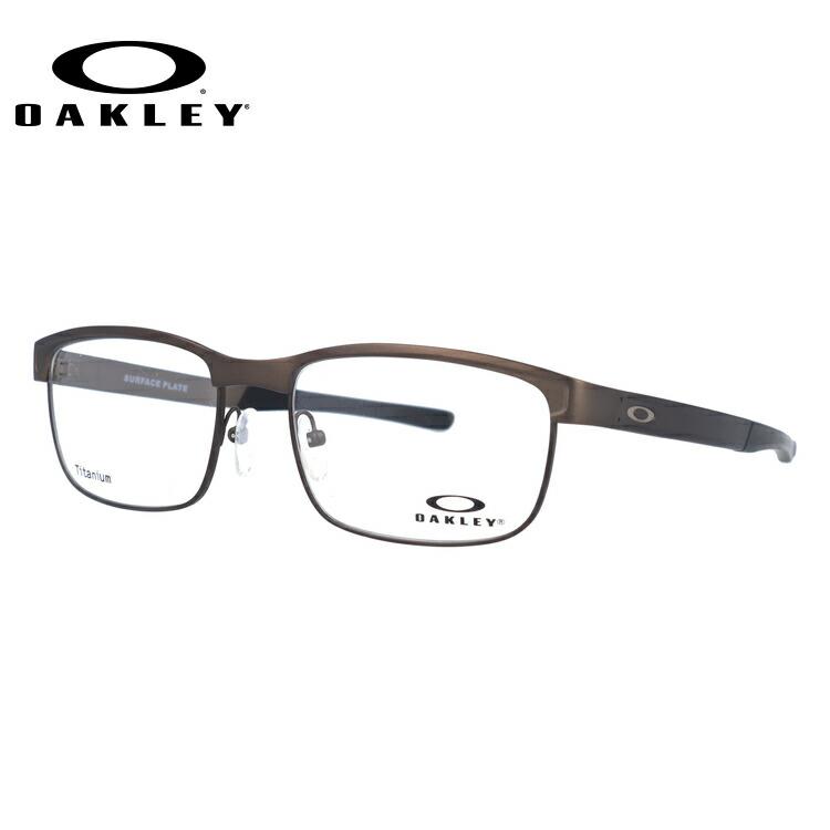 オークリー メガネ 国内正規品 OAKLEY 眼鏡 サーフェスプレート 伊達メガネ OAKLEY SURFACE PLATE OX5132-0254 54サイズ ブロー ユニセックス メンズ レディース