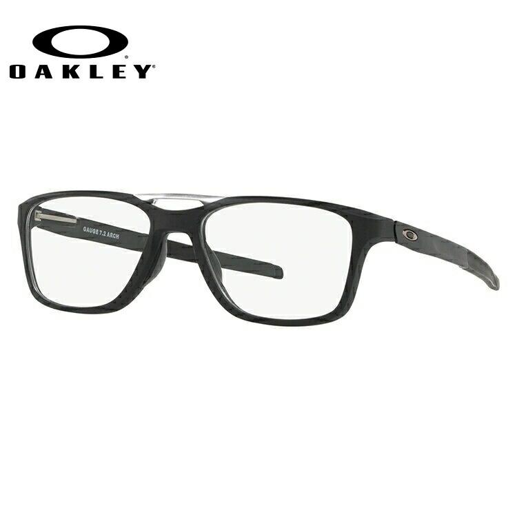 オークリー メガネ 国内正規品 OAKLEY 眼鏡 ゲージ7.2 アーチ 伊達メガネ OAKLEY GAUGE 7.2 ARCH OX8113-0153 53サイズ ウェリントン ユニセックス メンズ レディース