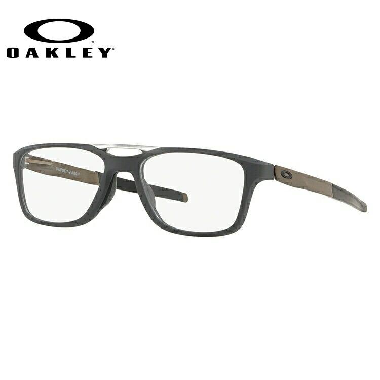 オークリー メガネ 国内正規品 OAKLEY 眼鏡 ゲージ7.2 アーチ 伊達メガネ OAKLEY GAUGE 7.2 ARCH OX8113-0255 55サイズ ウェリントン ユニセックス メンズ レディース
