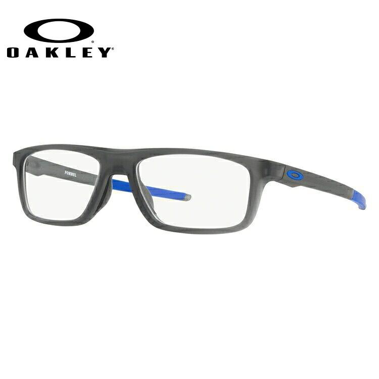 オークリー メガネ 国内正規品 OAKLEY 眼鏡 ポメル 伊達メガネ OAKLEY POMMEL OX8127-0253 53サイズ ウェリントン ユニセックス メンズ レディース