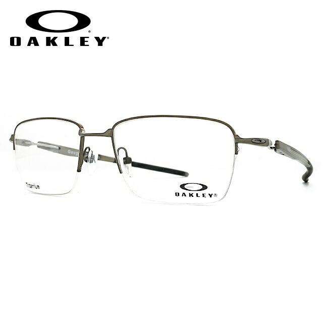 オークリー メガネ 国内正規品 OAKLEY 眼鏡 ゲージ3.2 ブレイド 伊達メガネ OAKLEY GAUGE 3.2 BLADE OX5128-0254 54サイズ スクエア ユニセックス メンズ レディース
