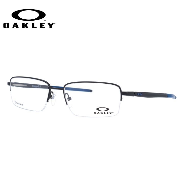 オークリー メガネ OAKLEY 眼鏡 ゲージ5.1 伊達メガネ OAKLEY GAUGE 5.1 OX5125-0554 54サイズ スクエア ユニセックス メンズ レディース ギフト【国内正規品】