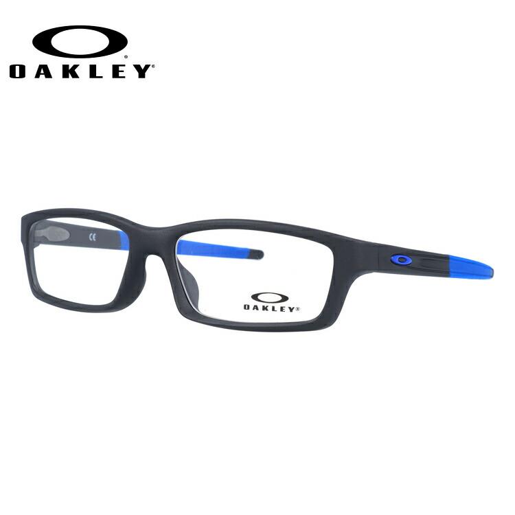 【ジュニア・ユース(子供用)】オークリー メガネ 2018年新作 国内正規品 OAKLEY 眼鏡 クロスリンクユース 伊達メガネ アジアンフィット OAKLEY CROSSLINK YOUTH OX8111-0853 53サイズ スクエア レディース