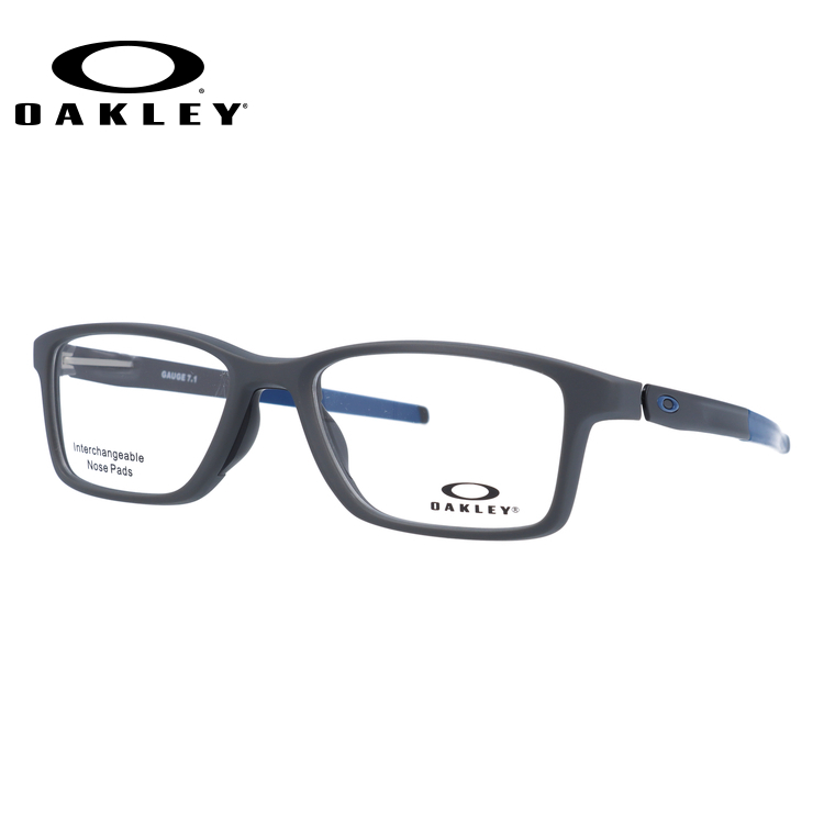 オークリー メガネ 2018年新作 国内正規品 OAKLEY 眼鏡 ゲージ7.1 伊達メガネ OAKLEY GAUGE 7.1 OX8112-0654 54サイズ スクエア ユニセックス メンズ レディース