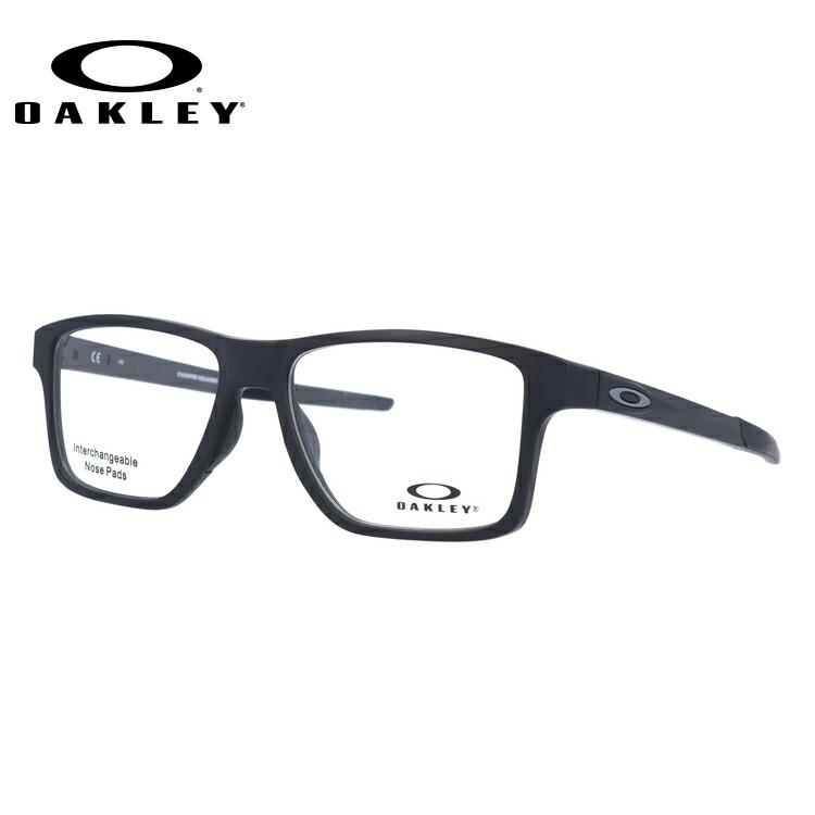 オークリー メガネ 2018年新作 国内正規品 OAKLEY 眼鏡 シャンファースクエア 伊達メガネ OAKLEY CHAMFER SQUARED OX8143-0154 54サイズ スクエア ユニセックス メンズ レディース
