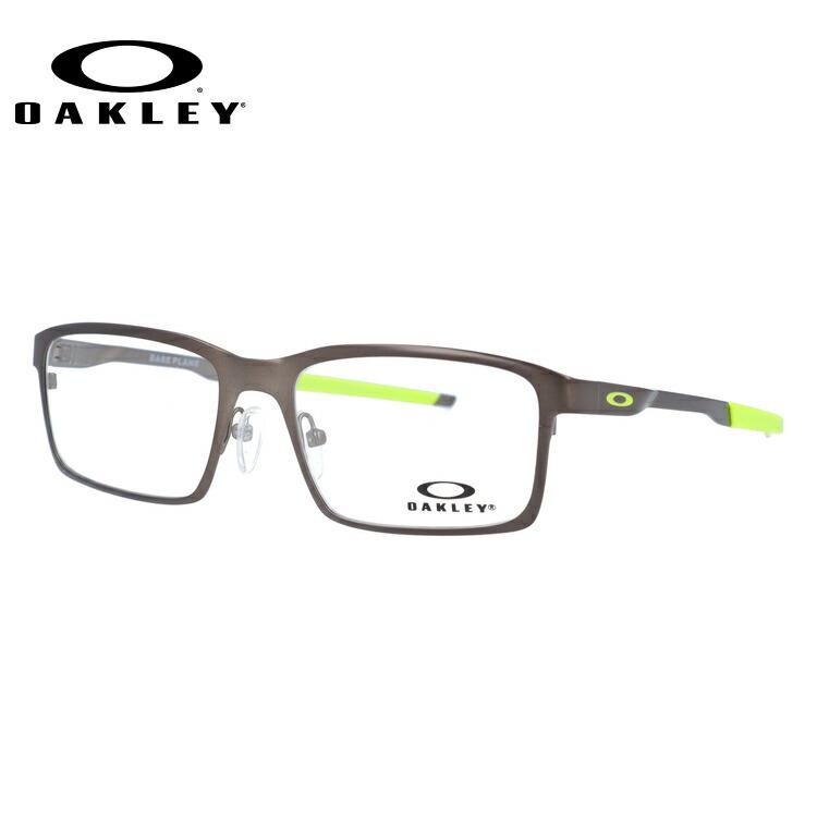 オークリー メガネ 2018年新作 国内正規品 OAKLEY 眼鏡 ベースプレーン 伊達メガネ OAKLEY BASE PLANE OX3232-0652 52サイズ スクエア ユニセックス メンズ レディース
