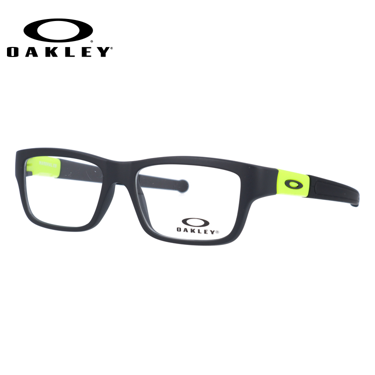 【ジュニア・ユース(子供用)】オークリー メガネ 2018年新作 国内正規品 OAKLEY 眼鏡 マーシャルXS 伊達メガネ ユースフィット OAKLEY MARSHAL XS OY8005-0147 47サイズ スクエア レディース