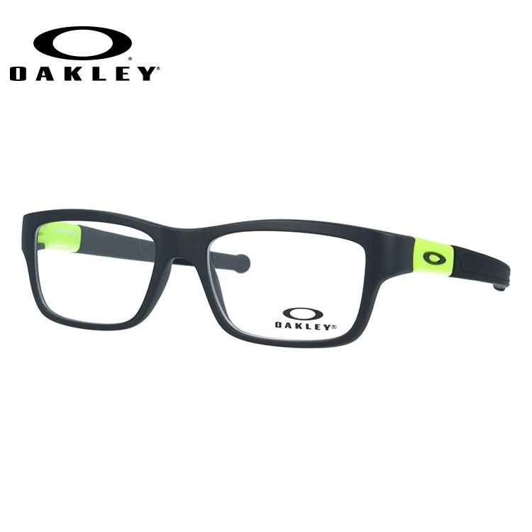 【ジュニア・ユース(子供用)】オークリー メガネ 2018年新作 国内正規品 OAKLEY 眼鏡 マーシャルXS 伊達メガネ ユースフィット OAKLEY MARSHAL XS OY8005-0149 49サイズ スクエア レディース