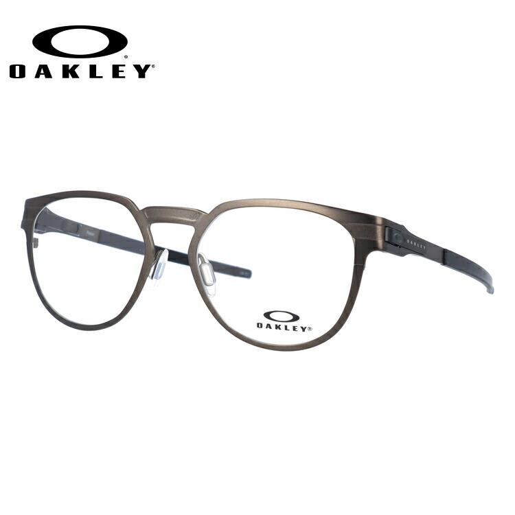 オークリー メガネフレーム おしゃれ老眼鏡 PC眼鏡 スマホめがね 伊達メガネ リーディンググラス 眼精疲労 ダイカッター RX OAKLEY DIECUTTER RX OX3229-0252 52サイズ ボストン ユニセックス メンズ レディース 【海外正規品】