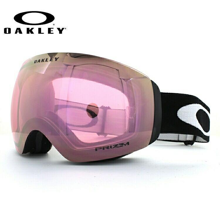 【フレームレス/メガネ対応】オークリー ゴーグル スノーゴーグル FLIGHT DECK XM OAKELY フライトデッキXM OO7064-45 レギュラーフィット ミラーレンズ PRIZM 眼鏡対応 メンズ レディース 男女兼用 スキーゴーグル スノーボードゴーグル GOGGLE
