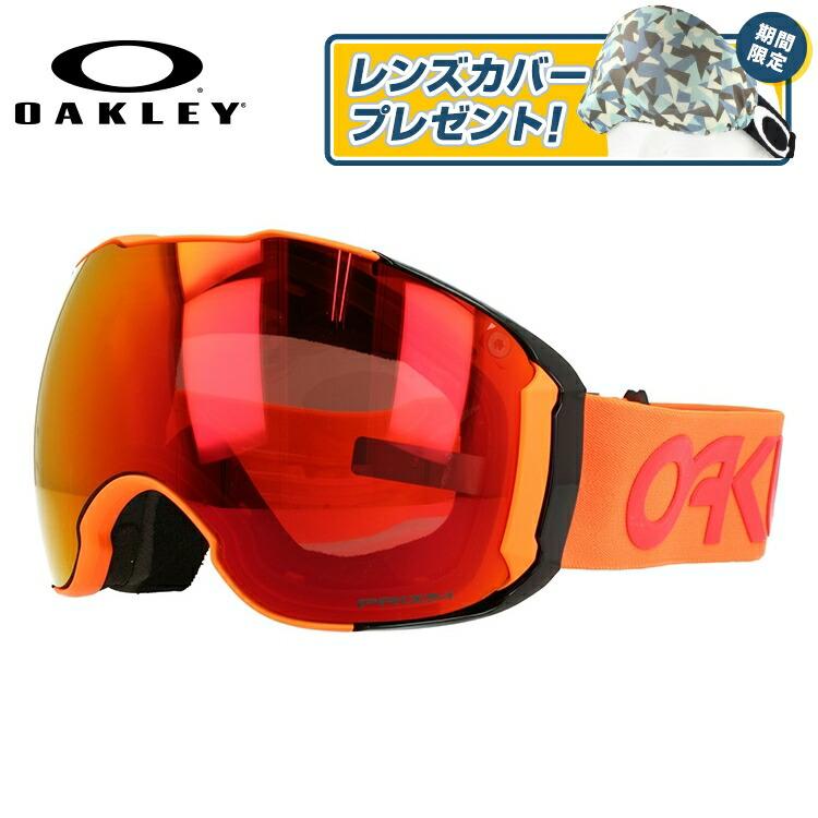 オークリー ゴーグル エアブレイク XL 2019-2020新作 プリズム ミラーレンズ レギュラーフィット OAKLEY AIRBRAKE XL OO7071-41 男女兼用 メンズ レディース スキーゴーグル スノーボードゴーグル スノボ