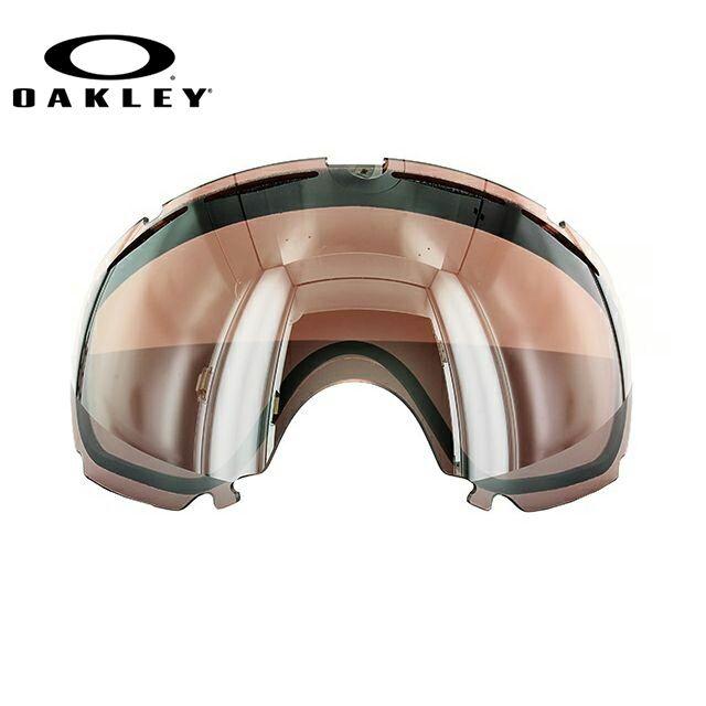 OAKELY CANOPY オークリー ゴーグル スノーゴーグル 交換用レンズ スペアレンズ キャノピー 03-012 ミラーレンズ 眼鏡対応 メンズ レディース スキーゴーグル スノーボードゴーグル ギフト