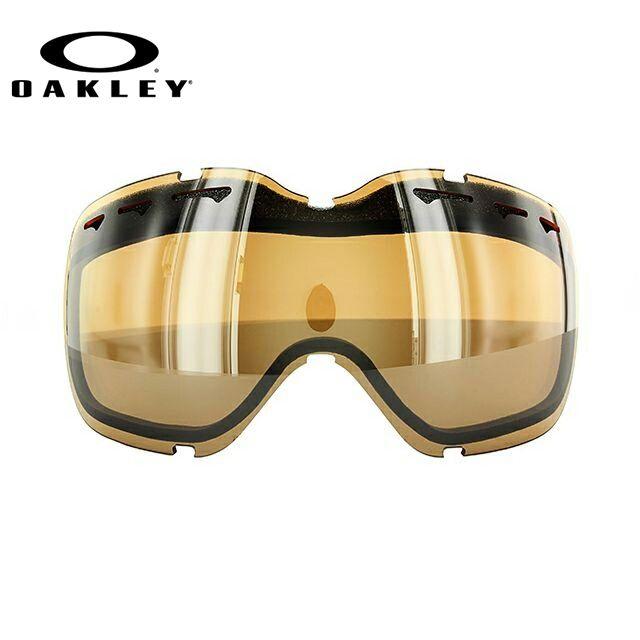 OAKELY STOCKHOLM オークリー ゴーグル スノーゴーグル 交換用レンズ スペアレンズ ストックホルム 02-128 ミラーレンズ メンズ レディース スキーゴーグル スノーボードゴーグル ギフト